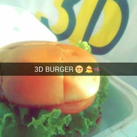 Photo taken at 3D burger by Moo0de on 12/13/2014