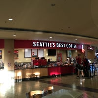 Photo taken at Seattle's Best Coffee - SeaTac Airport Main Terminal by Tisyang F. on 5/11/2016
