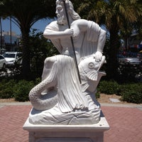 Photo taken at St. Armands Circle by Broc S. on 5/10/2013