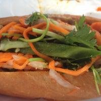 Photo taken at Saigon Sandwich by Broc S. on 9/18/2012