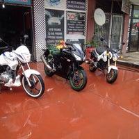 Photo taken at Knk garage oto yıkama by Burak G. on 10/30/2015
