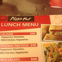 Photo taken at Pizza Hut by Ricardo on 1/18/2013