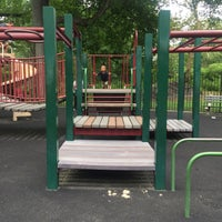 Photo taken at Rudin Family Playground by rob z. on 7/28/2017