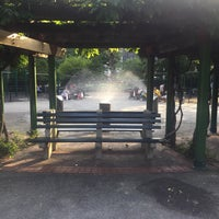 Photo taken at Rudin Family Playground by rob z. on 8/11/2017