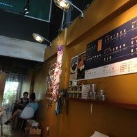 Снимок сделан в Pacamara Boutique Coffee Roasters пользователем iTidtie W. 4/3/2013