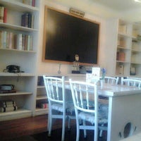 Photo taken at Nanny's Pavillon - Library by Hielma T. on 7/8/2013
