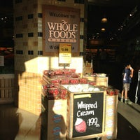 Photo taken at Whole Foods Market by Paul H. on 7/4/2013