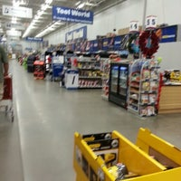 Photo taken at Lowe's Home Improvement by Renee W. on 12/3/2012