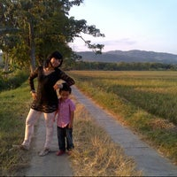 Photo taken at Waduk Kedung Ombo by Saraswati M. on 8/9/2013