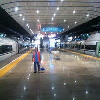 Photo taken at Beijing South Railway Station by Vladimir Y. on 10/6/2012