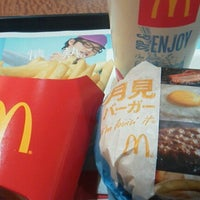 Photo taken at McDonald's by Chiko S. on 10/24/2012