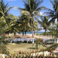 Photo taken at Praia Azul by Adriana A. on 12/26/2012