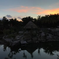 Photo taken at Cenote Tortuga (Aak') by Rebecca H. on 8/5/2018