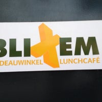 Photo taken at BliXem Lunchcafé by Andre S. on 3/4/2014