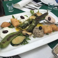 Photo taken at Restaurant Poseidon by Mesapril H. on 9/30/2016
