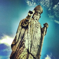 Photo taken at Hill of Tara by James C. on 10/21/2012