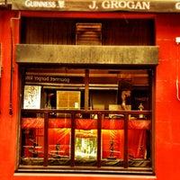 Photo taken at Grogan's by James C. on 2/23/2013