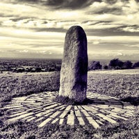 Photo taken at Hill of Tara by James C. on 10/22/2012