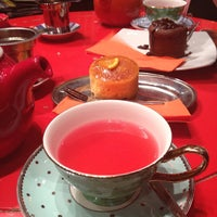 Photo taken at T2 Tea House by Shen-Li W. on 12/27/2012
