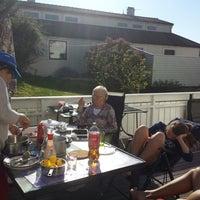 Photo taken at Egeland by Roviel V. on 4/27/2014