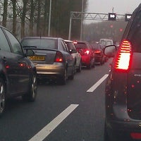 Photo taken at A12 (12, Reeuwijk) by Theo S. on 4/23/2013