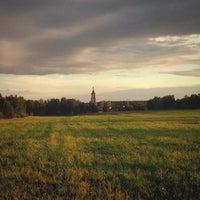 Photo taken at Сазоново by Анна Г. on 7/9/2016