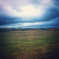 Photo taken at Сазоново by Анна Г. on 10/5/2014