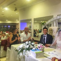 Photo taken at Morel Düğün Salonu by CAN Y. on 8/28/2016