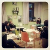Photo taken at hamko.cz: mtg/workshop room Prague 4 by Veronika C. on 4/6/2013