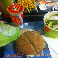 Photo taken at McDonald's by Selin A. on 11/15/2012