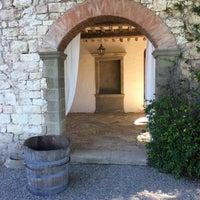 Photo taken at Castello Vicchiomaggio by Tjerk K. on 7/5/2017