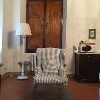 Photo taken at Castello Vicchiomaggio by Tjerk K. on 7/6/2017