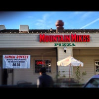 Photo taken at Mountain Mike's Pizza by Yuhao D. on 11/13/2012