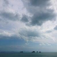 Photo taken at Air Bar · InterContinental Samui Baan Taling Ngam Resort by D I. on 6/15/2014