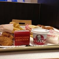 Photo taken at KFC by Ali M. on 12/24/2012