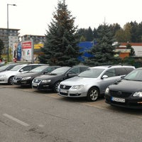Photo taken at Atrium Dubeň by Andy S. on 10/10/2015