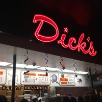 Photo taken at Dick's Drive-In by Ben W. on 10/27/2012
