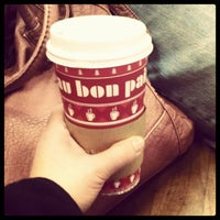 Photo taken at Au Bon Pain by Amy S. on 11/15/2012