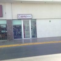 Photo taken at Banregio ATM & Bca Emp (Multiplaza Linda Vista) by Arturo Adrián H. on 12/23/2012