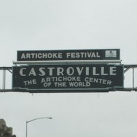 Photo taken at City of Castroville by Cynthia O. on 6/1/2014