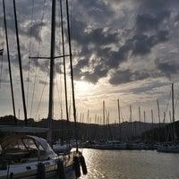 Photo taken at Porto di Santa Teresa di Gallura by Susanna A. on 8/11/2016