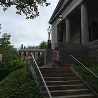 Photo taken at Providence Athenaeum by Heather G. on 7/9/2016