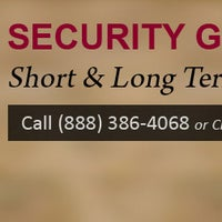 Photo Taken At Security Guards National Service Llc By