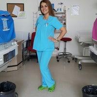 Photo taken at Pamukkale Üniversitesi Yeni Doğan YBÜ by dilek t. on 10/17/2015