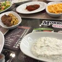 Photo taken at Morkoyun Steakhouse by Mustafa on 5/28/2017