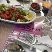 Photo taken at Morkoyun Steakhouse by Mustafa on 6/2/2017