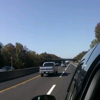 Photo taken at New Jersey Turnpike by Karla R. on 10/18/2013