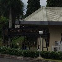 Photo taken at Perempatan Monjali by Deka P. on 12/7/2013
