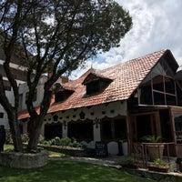 Photo taken at Villa Alpina El Chalet by Diego A. on 7/10/2016