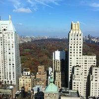 Foto tomada en Le Parker Méridien New York por Jay K. el 11/18/2012
